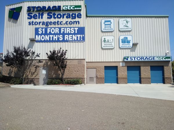 Storage Etc. - Hancock 2150 Hancock St San Diego, CA - Photo 2
