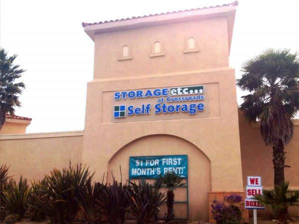 Storage Etc. at Crossroads 650 Southside Parkway Santa Maria, CA - Photo 0