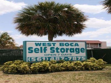 West Boca Self Storage 9868 SANDALFOOT BLVD BOCA RATON, FL - Photo 0
