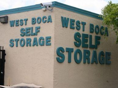 West Boca Self Storage 9868 SANDALFOOT BLVD BOCA RATON, FL - Photo 1