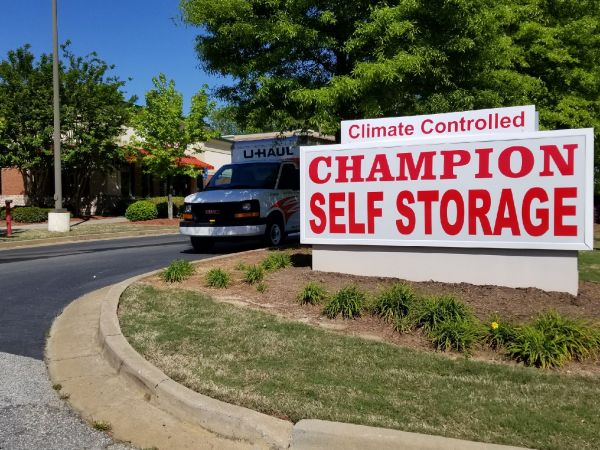 Champion Self Storage - Grayson 2415 Loganville Hwy Grayson, GA - Photo 5