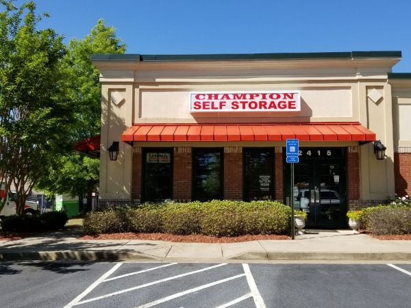 Champion Self Storage - Grayson 2415 Loganville Hwy Grayson, GA - Photo 0