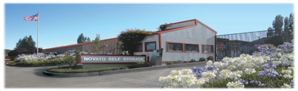 Novato Self Storage 1535 Grant Ave Novato, CA - Photo 2