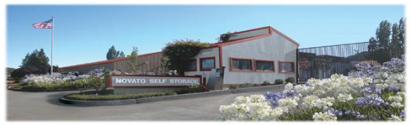 Novato Self Storage 1535 Grant Ave Novato, CA - Photo 2