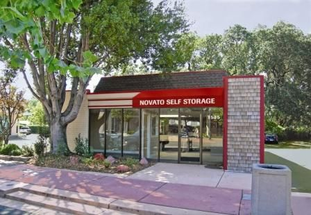 Novato Self Storage 1535 Grant Ave Novato, CA - Photo 0