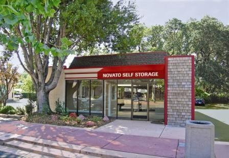 Novato Self Storage 1535 Grant Ave Novato, CA - Photo 0