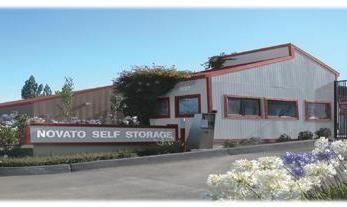 Novato Self Storage 1535 Grant Ave Novato, CA - Photo 1