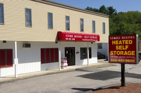 ... Store Rooms Self Storage928 Boston Post Road East   Marlborough, MA    Photo 9 ...