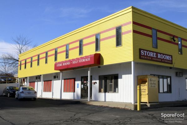 Store Rooms Self Storage 928 Boston Post Road East Marlborough, MA - Photo 0