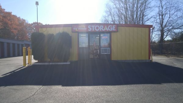 Planet Self Storage - Raynham 283 New State Highway Raynham, MA - Photo 5