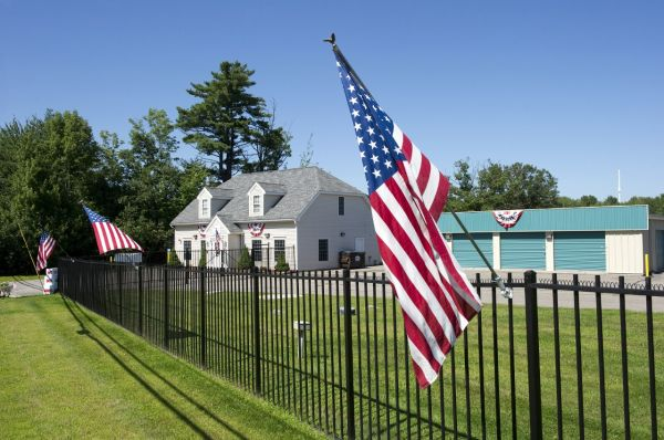 All American Self Storage - Methuen 255 Hampstead St Methuen, MA - Photo 6