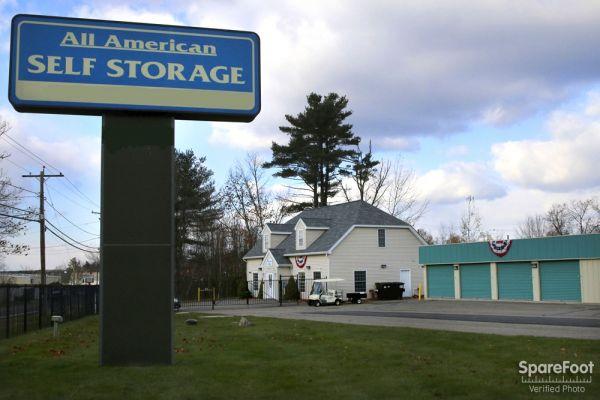 All American Self Storage - Methuen 255 Hampstead St Methuen, MA - Photo 0