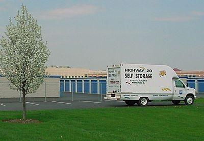 Highway 20 Self Storage 1030 E. GRANT HIGHWAY Marengo, IL - Photo 1