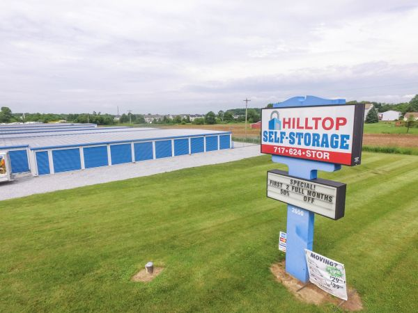 Hilltop Self Storage 2650 Carlisle Pike New Oxford, PA - Photo 0