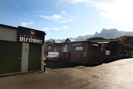 Arizona Self Storage - Oro Valley - 10880 N. Mavinee Drive 10880 N Mavinee Dr Oro Valley, AZ - Photo 0