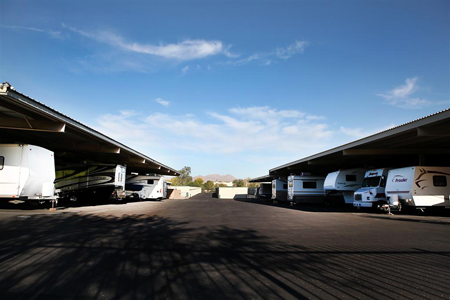 Arizona Self Storage Oro Valley 10880 N Mavinee Drive