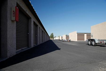 Arizona Self Storage - Glendale - 8049 W. Glendale Avenue 8049 W Glendale Ave Glendale, AZ - Photo 2