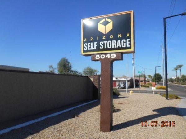 Arizona Self Storage - Glendale - 8049 W. Glendale Avenue 8049 W Glendale Ave Glendale, AZ - Photo 3