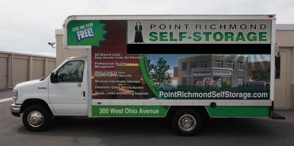 Point Richmond Self Storage300 W Ohio Ave   Richmond, CA   Photo 3 ...