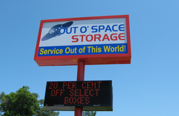 Out O' Space Storage - Cantonment, FL 1470 S. HWY 29 CANTONMENT, FL - Photo 4