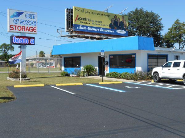 Out O' Space Storage - Pensacola, FL 540 E Fairfield Dr Pensacola, FL - Photo 1