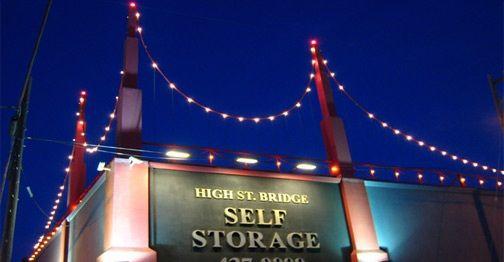 High Street Bridge Self Storage 500 High Street Oakland, CA - Photo 0
