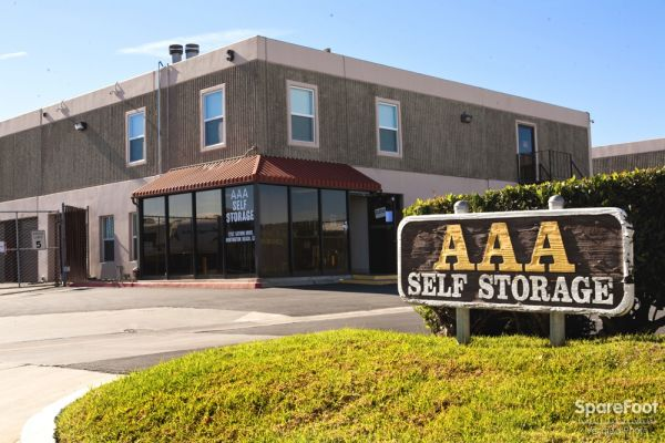 AAA Self Storage - Huntington Beach 7252 Saturn Dr Huntington Beach, CA - Photo 0