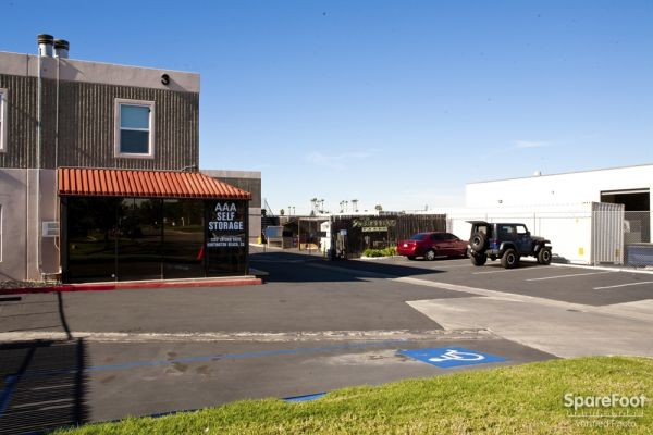 AAA Self Storage - Huntington Beach 7252 Saturn Dr Huntington Beach, CA - Photo 1