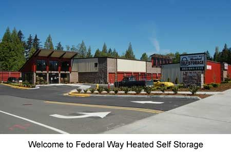 Federal Way Heated Self Storage 35205 Pacific Hwy S Federal Way, WA - Photo 0