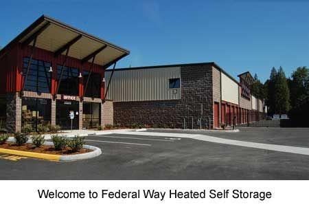 Federal Way Heated Self Storage 35205 Pacific Hwy S Federal Way, WA - Photo 1