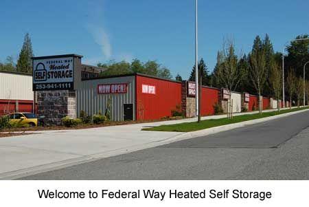 Federal Way Heated Self Storage 35205 Pacific Hwy S Federal Way, WA - Photo 3