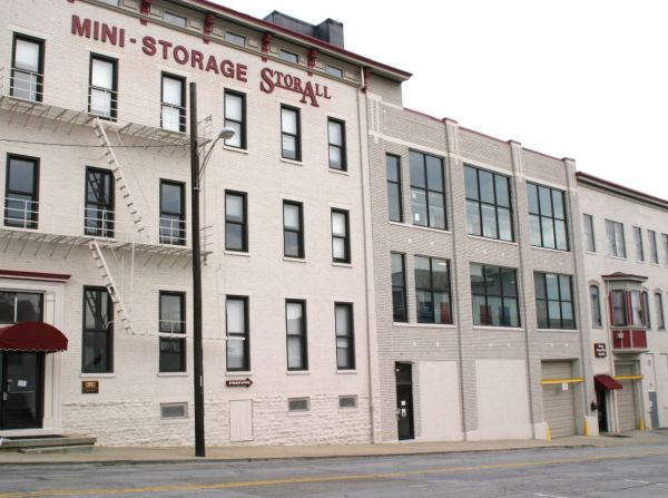 Stor-All - Alfred 1109 Alfred St Cincinnati, OH - Photo 0