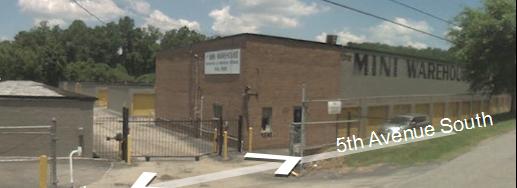 The Mini Warehouse, Irondale 2824 5th Ave S Irondale, AL - Photo 0