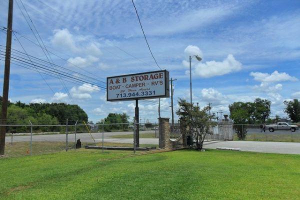 A & B Storage 8750 Old Galveston Rd Houston, TX - Photo 4