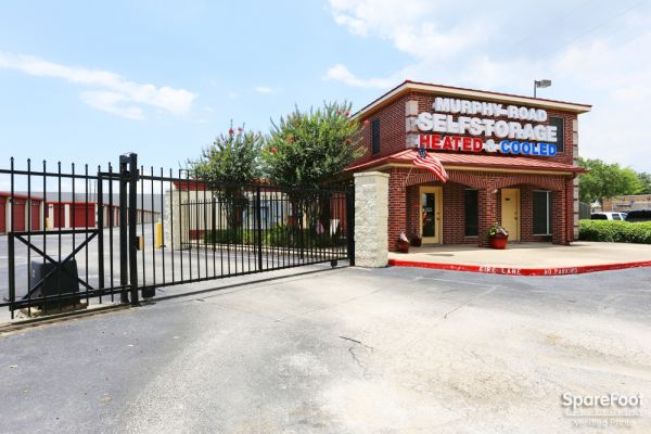 Murphy Road Self Storage 13700 Murphy Rd Stafford, TX - Photo 1