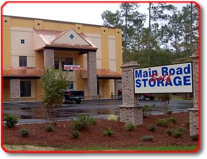 Main Road Self Storage - Summerville 10814 Dorchester Rd Summerville, SC - Photo 1