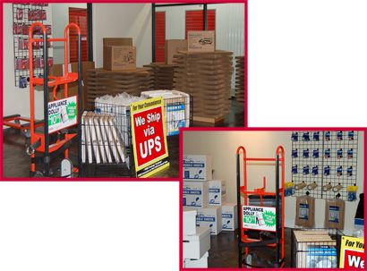 Main Road Self Storage - Summerville 10814 Dorchester Rd Summerville, SC - Photo 2