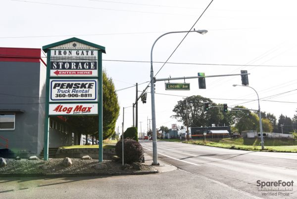 Iron Gate Storage - West Side 1200 W 4th Plain Blvd Vancouver, WA - Photo 22