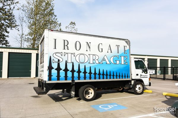 Iron Gate Storage - West Side 1200 W 4th Plain Blvd Vancouver, WA - Photo 23