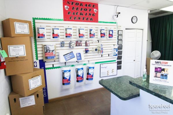 Storage Depot - Arlington 3414 S Collins St Arlington, TX - Photo 11