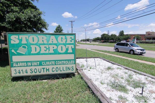 Storage Depot - Arlington 3414 S Collins St Arlington, TX - Photo 13