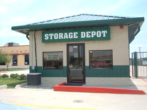 Storage Depot - Fort Worth - Altamesa 3351 Altamesa Blvd Fort Worth, TX - Photo 0