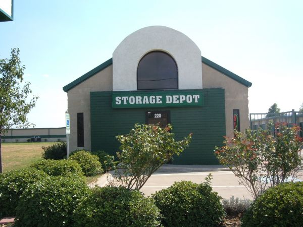 Storage Depot - Burleson: Lowest Rates - SelfStorage.com