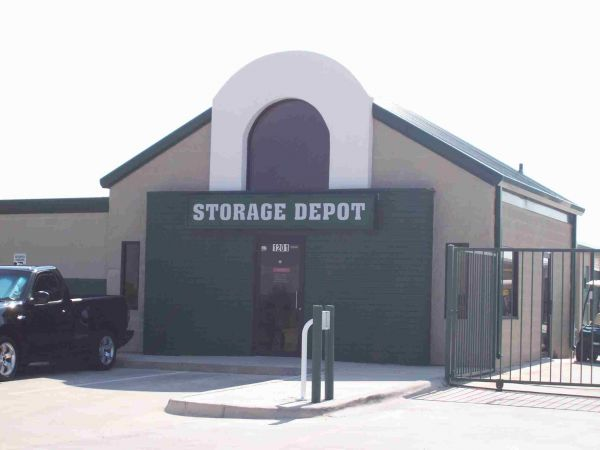Storage Depot - Denton 1201 S Loop 288 Denton, TX - Photo 0