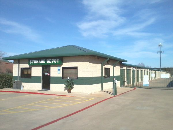 Storage Depot - Fort Worth - Fossil Creek 6650 N Riverside Dr Fort Worth, TX - Photo 1