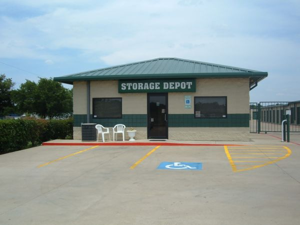 Storage Depot - Fort Worth - Fossil Creek 6650 N Riverside Dr Fort Worth, TX - Photo 0
