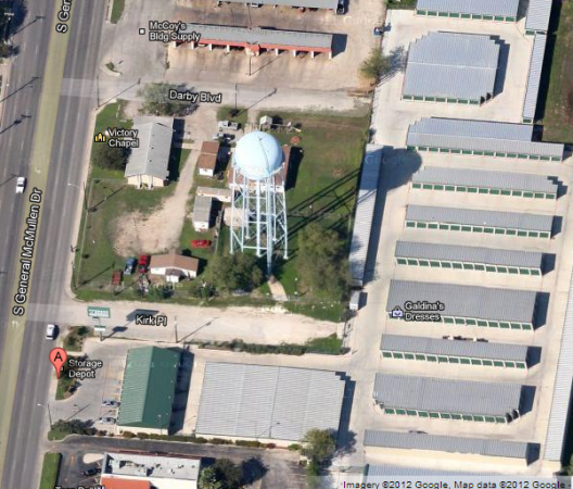 Storage Depot - San Antonio - McMullen 1750 S General McMullen Drive #101 San Antonio, TX - Photo 1