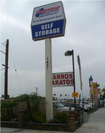 One Stop Storage - Santa Ana 1401 N Harbor Blvd Santa Ana, CA - Photo 1