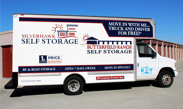 Butterfield Ranch Self Storage 43920 Butterfield Stage Road Temecula, CA - Photo 1
