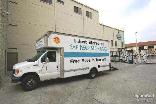 Saf Keep Storage - Los Angeles - Melrose Avenue 4996 Melrose Ave Los Angeles, CA - Photo 2